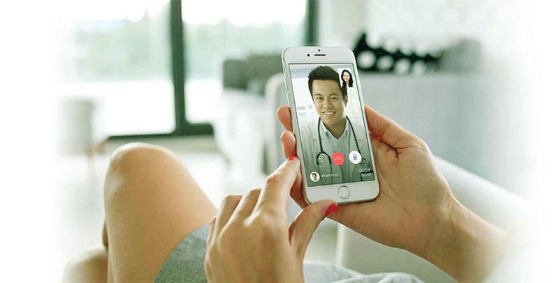 Jio Health mobile app