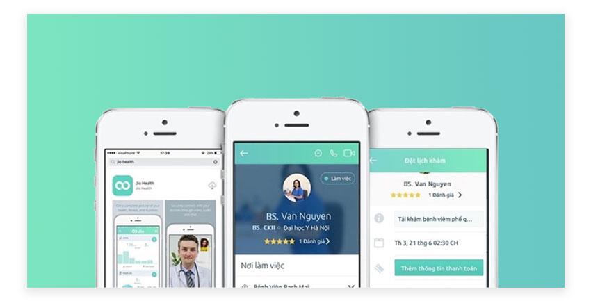 Savvycom Healthcare mobile app